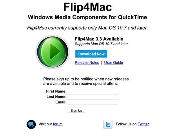 Flip4Macのダウンロード