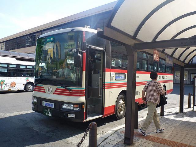 盛岡駅からの路線バス