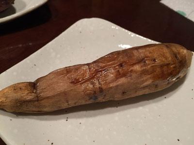 糊化した安納芋