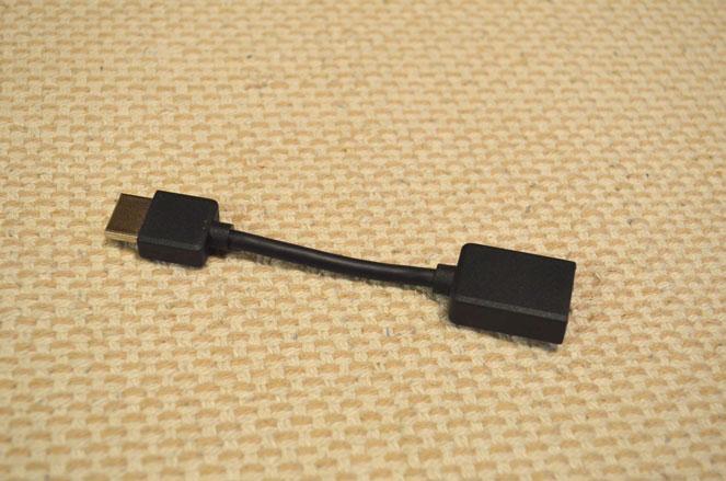 HDMIコード