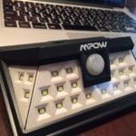 MPOW LEDライト