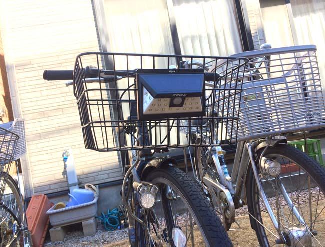 MPOWのLEDライトを自転車につけてみた