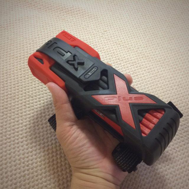 ABUS(アブス)のBORDO Granit X-Plus 6500