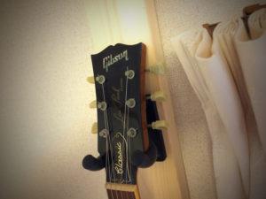 ギターハンガー